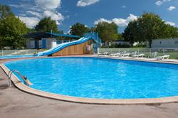 piscine parcey