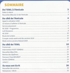 sommaire journal  34